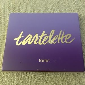 Lightly used tarte tartelette palette